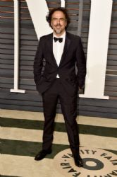 Alejandro Gonzalez Inarritu: 2015 Vanity Fair Oscar Party