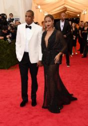 Jay-Z and Beyonce: Red Carpet Arrivals at the Met Gala 2014
