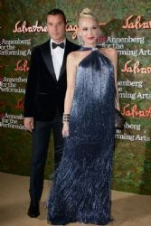 Gwen Stefani and Gavin Rossdale: Wallis Annenberg Center For The Performing Arts Inaugural Gala