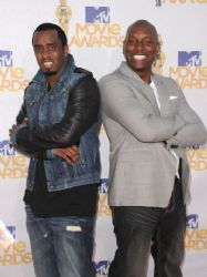 Sean P Diddy Combs & Tyrese Gibson