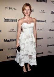Actress Sasha Alexander attends the 2015 Entertainment Weekly Pre-Emmy Party at Fig & Olive Melrose Place on September 18, 2015 in West Hollywood, California
