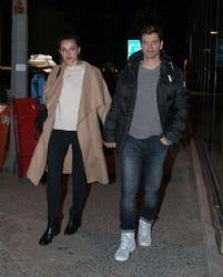 Sakis Rouvas and Katia Zygouli: night out