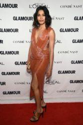 Freida Pinto wears Jason Wu - Glamour Women Of The Year Awards