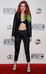 Bella Thorne – 2016 American Music Awards in Los Angeles November 20, 2016