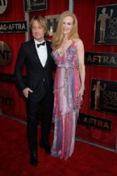 Keith Urban and Nicole Kidman: 22nd Annual Screen Actors Guild Awards - Red Carpet