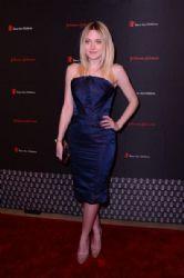 Dakota Fanning wears Zac Posen - 2nd Annual Save The Children Illumination Gala