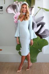 Jennifer Hawkins: Oaks Day