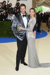 Tom Brady & Gisele Bündchen :  2017 Met Gala