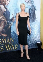 Charlize Theron In Christian Dior –