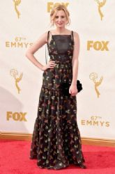 Laura Carmichael: 67th Annual Emmy Awards