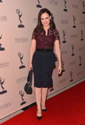 Madeleine Stowe: arrives to the Academy of Television Arts and Sciences' An Evening with