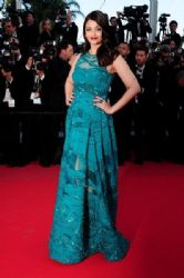 Aishwarya Rai:  'Carol' Premiere Red Carpet - 68th Annual Cannes Film Festival