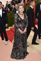 Bette Midler: 'Manus x Machina: Fashion In An Age of Technology' Costume Institute Gala - Arrivals