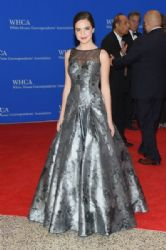 Bailey Madison wears Rachel Allen - The 2015 White House Correspondents' Association Dinner