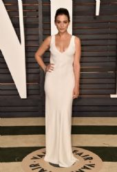 Jenny Slate: 2015 Vanity Fair Oscar Party