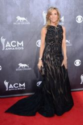 Sheryl Crow wears Christian Siriano - 2014 ACM Awards
