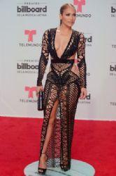 Jennifer Lopez in Julien Macdonald Dress