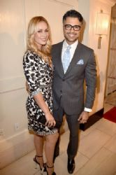 Jaime Camil and Heidi Balvanera: TheWrap's 2nd Annual Emmy Party