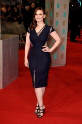 Hayley Atwell: EE British Academy Film Awards 2015 - Red Carpet Arrivals