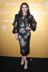 Ana Brenda Contreras: Marie Claire Prix de la Mode Awards 2015