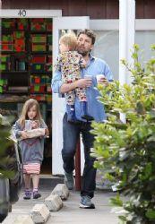 Ben Affleck: baby walk