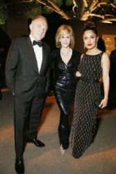 Salma Hayek: attend the Kering Official Cannes Dinner at Place de la Castre  in Cannes