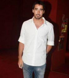 Nicolás Cabré: movie premiere