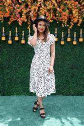 Priyanka Chopra in Altuzarra Dress : The Tenth Annual Veuve Clicquot Polo Classic