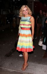 Katherine Jenkins: leaving Live With Kelly