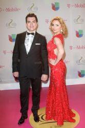 Jorge Salinas and Elizabeth Álvarez: Premios Lo Nuestro 2014