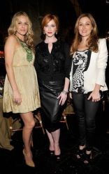 Christina Hendricks Beautifies Tracy Paul Hosted Soiree