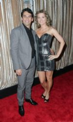 Sonya Smith and Gabriel Porras: NATPE 2013