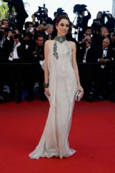 Cansu Dere - 'La Venus A La Fourrure' Premiere - The 66th Annual Cannes Film Festival