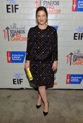 Drew Barrymore wears Giulietta - Hollywood Stands Up To Cancer Event