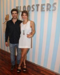 Marcela Kloosterboer and Fernando Sieling: fashion event