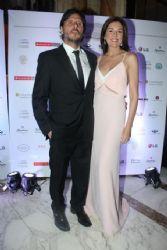 Andrea Frigerio and Lucas Boccino: Araceli Gonzalez's Gala