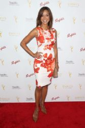 Actress Eva LaRue attends the Television Academy's Performers Peer Group Hold Cocktail Reception to Celebrate the 67th Emmy Awards at the Montage Beverly Hills Hotel on August 24, 2015 in Beverly Hills, California