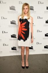 Nicola Peltz wears Dior - Guggenheim International Gala pre party