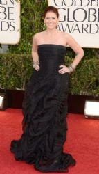 Debra Messing: 70th Annual Golden Globe Awards