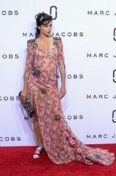 Adriana Lima: Marc Jacobs - Runway - Spring 2016 New York Fashion Week