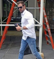 William Levy: out and about