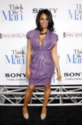 Regina Hall at the Los Angeles premiere of Think Like a Man