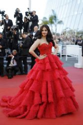 Aishwarya Rai Bachchan in Ralph & Russo Dress