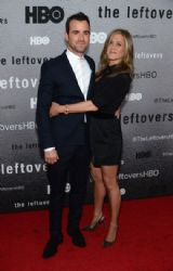 Justin Theroux wears Dior - 'The Leftovers' New York Premiere