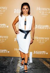 Eva Longoria attends Variety Latino's 10 Latinos to Watch at Avalon Hollywood on September 30, 2015 in Los Angeles, California