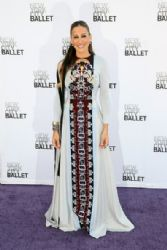 Sarah Jessica Parker: New York City Ballet Fall Gala