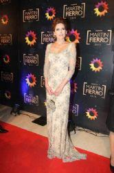 Isabel Macedo:  Martin Fierro Awards 2015