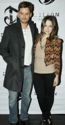 Sophia Bush and Austin Nichols