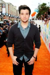 Nathan Kress Nickelodeon's 25th Annual Kids' Choice Awards