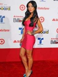 Karina Mora: Latin Billboard Awards 2012